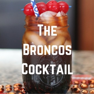 The Broncos Cocktail COVER
