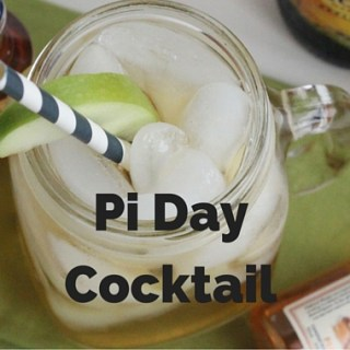 Pi Day Cocktail