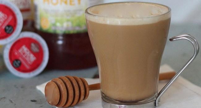Honey Cappuccino + A Mother's Day Brunch Menu