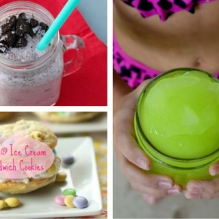 Cooking with Kids- 5 Must Make Summer Treats