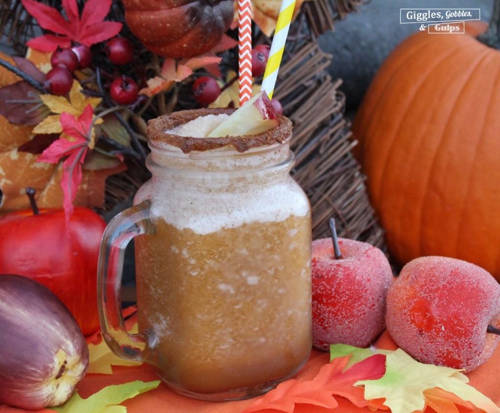 apple cider slushie