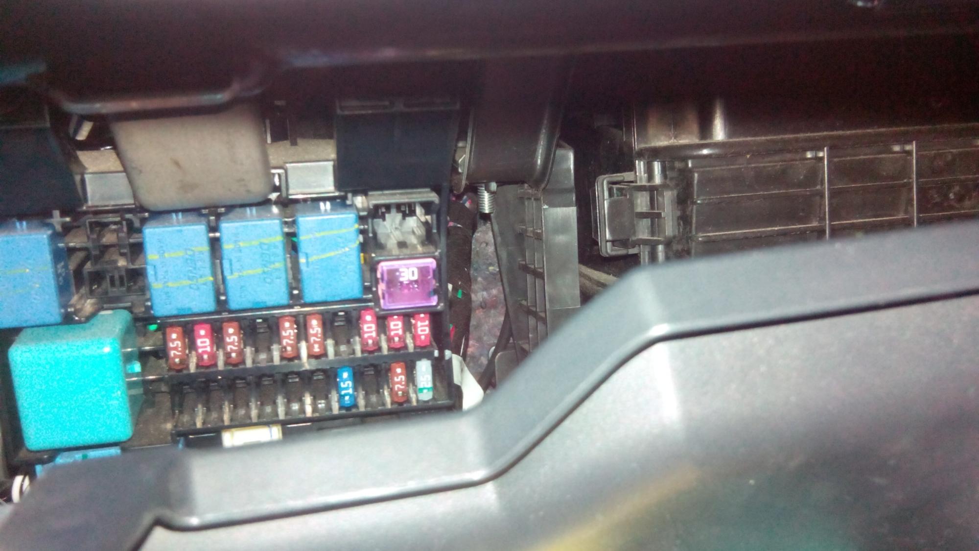 Enjoyable Fuse Box Daihatsu Ayla Wiring Diagram Wiring Digital Resources Funiwoestevosnl