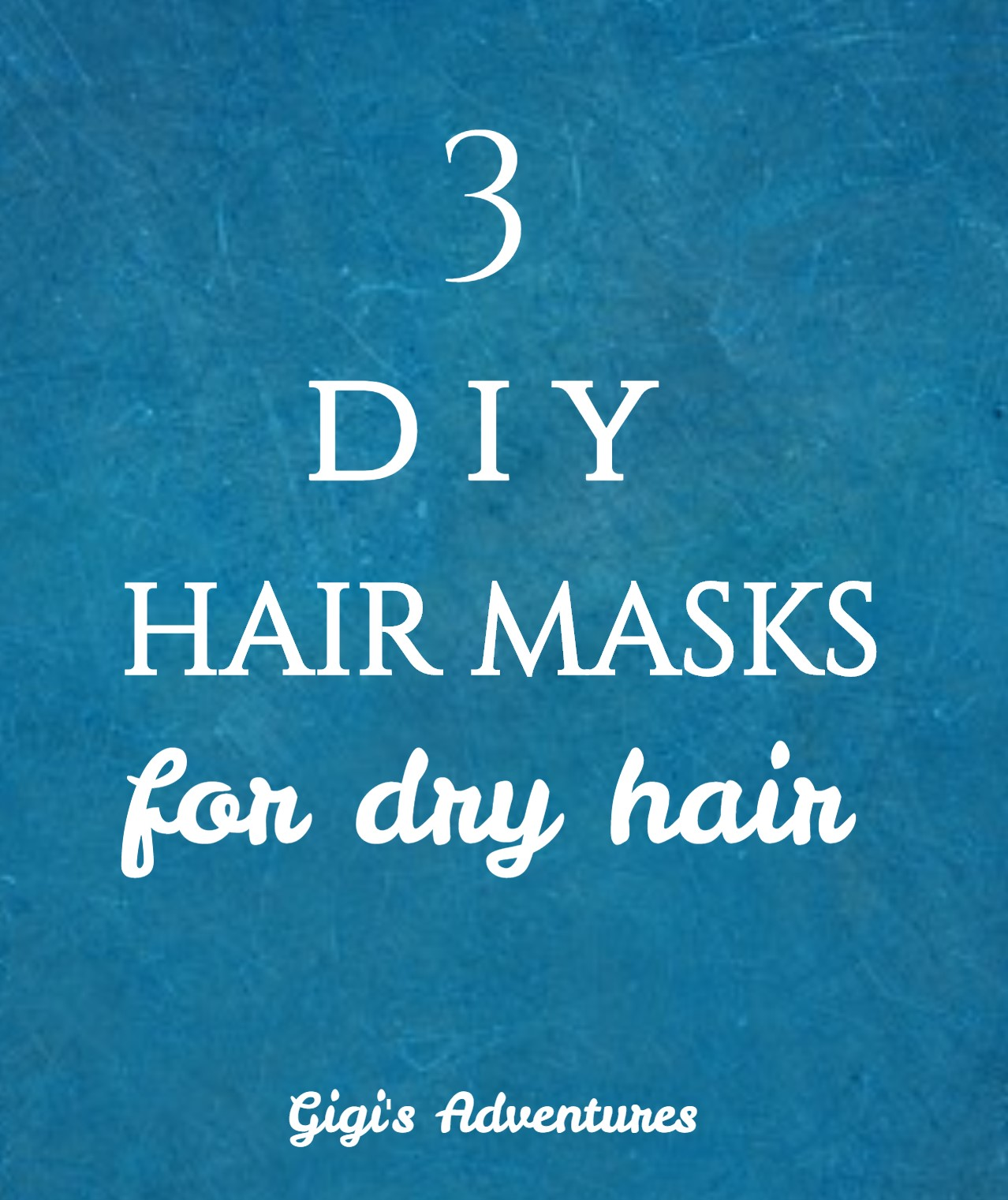 3 Diy Hair Masks For Dry Hair That Ll Make A Difference Gigi