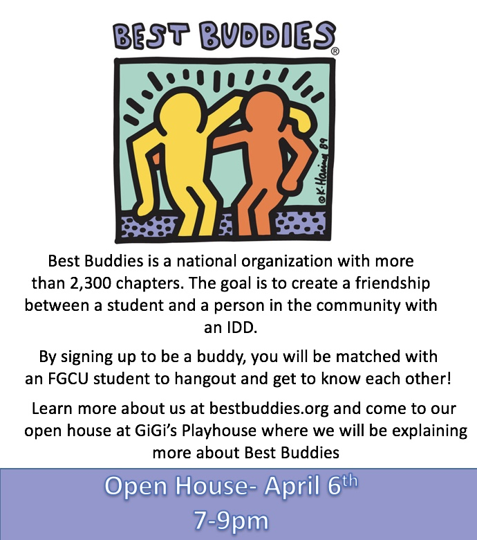 Best Buddies Open House - Fort Myers - best buddies organization