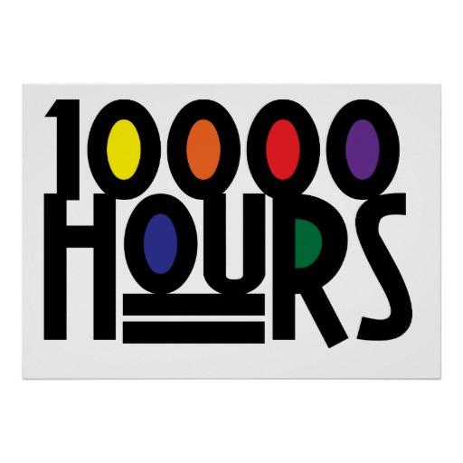 10000時間