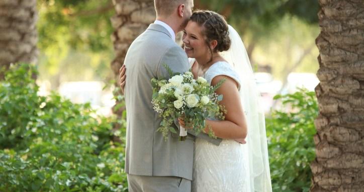 Gilbert Temple Wedding Photos