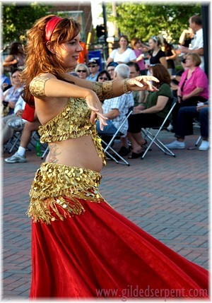 Gilded Serpent Belly Dance News Events Blog Archive - Baby Belly Dance Video