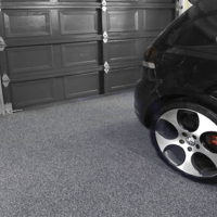 Irvine Garage Carpet - Crazy XL, 4m Wide - Giles Carpets Ltd
