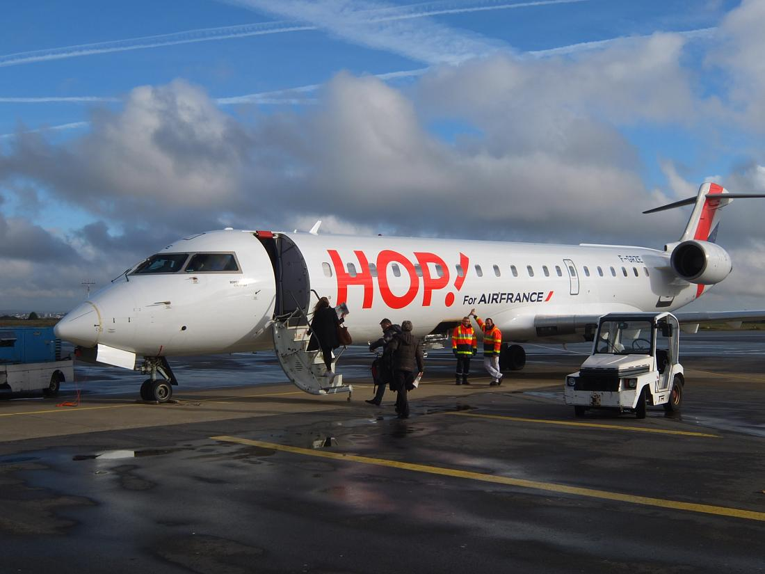 Bordeaux Dijon Avion Hop Divine Surprise Voyages