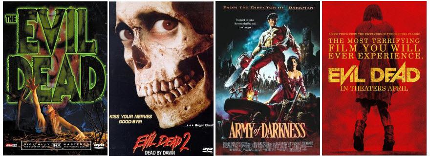 Evil Dead Series
