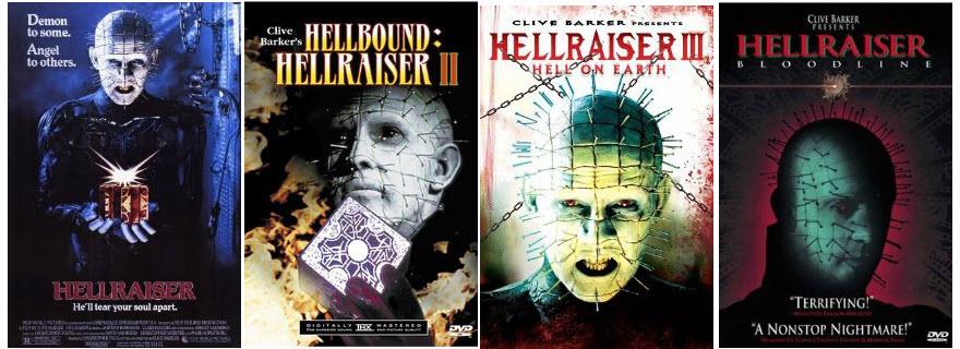 hellraiser series