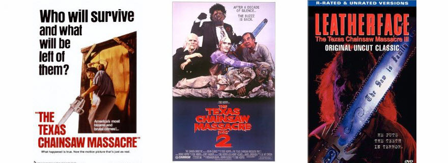 the chainsaw massacre series