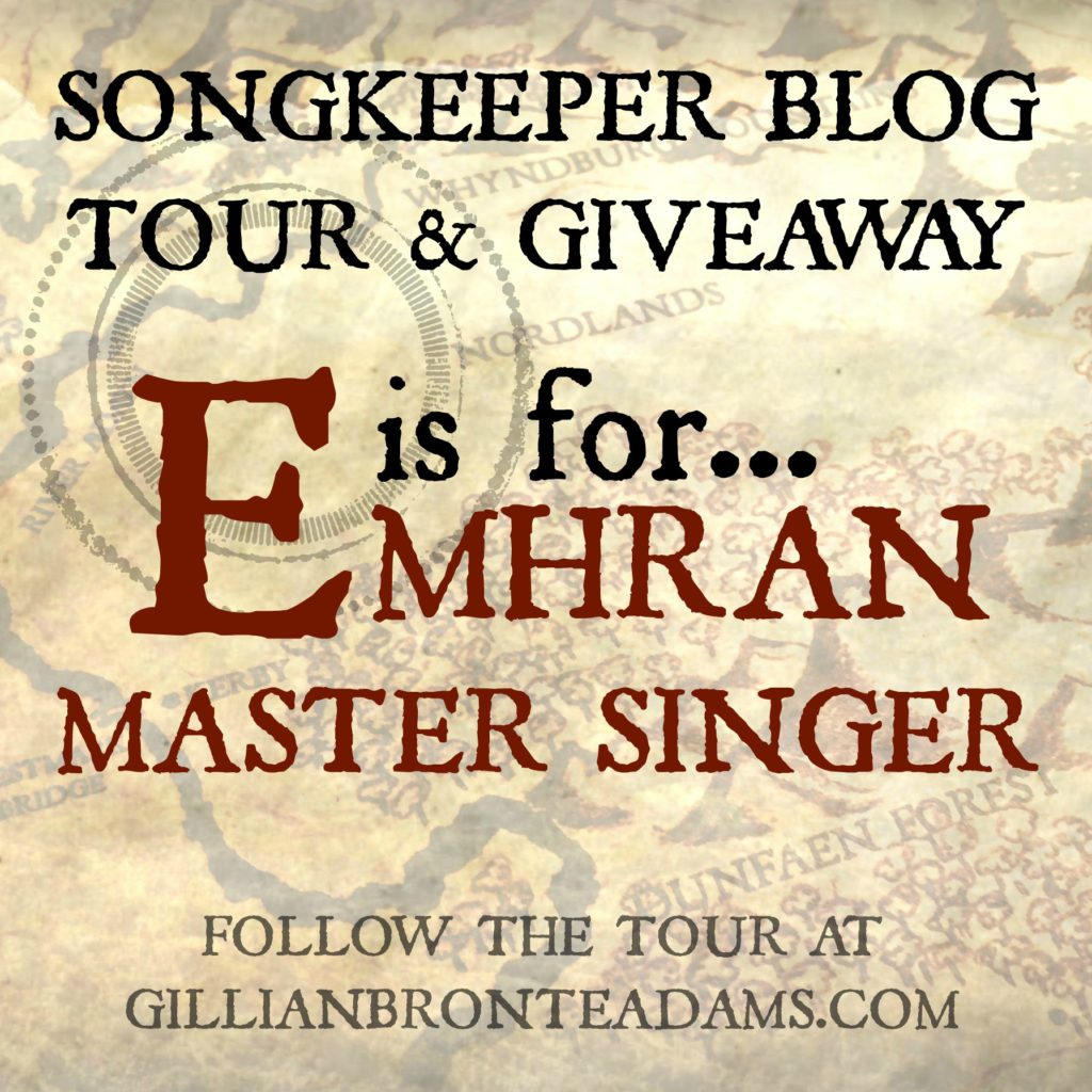 E is for Emhran