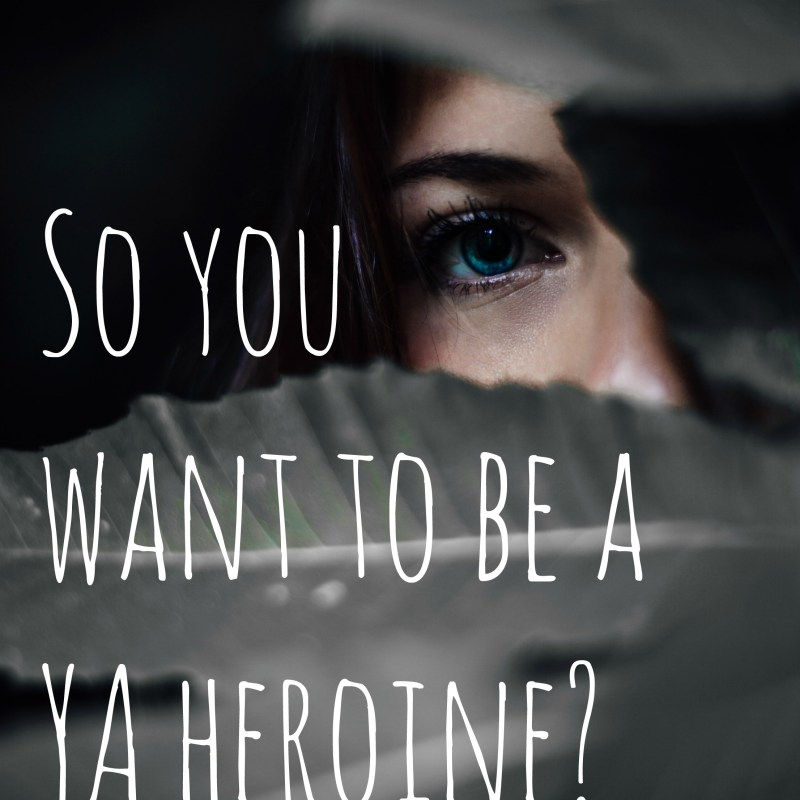So You Want To Be a YA Spec Fic Heroine?