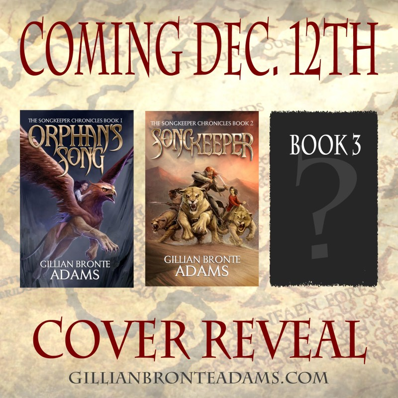 Want To See Book Three's Cover Early?