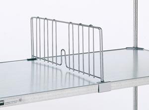 Super Erecta Solid Shelving Galvanized Shelves Stainless