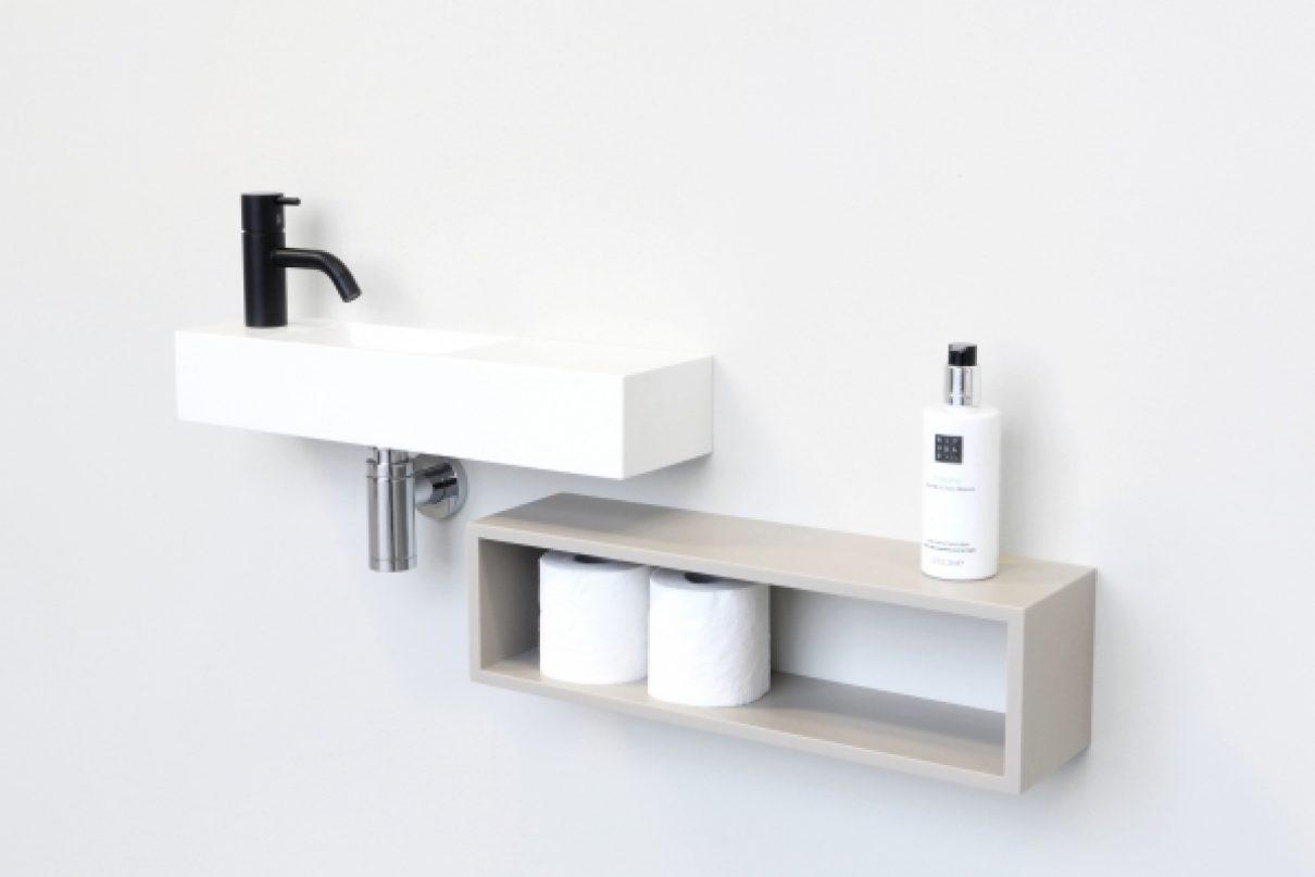 Badkamer Accessoires Action : Badkameraccessoires hout kopen goedkoop wall mounted