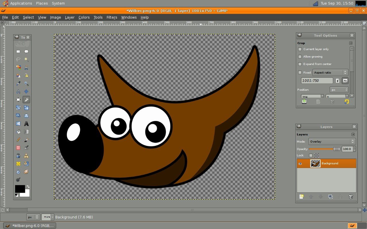 Gimp 2.6 Tutorials Gimp Gimp 2 6 Release Notes