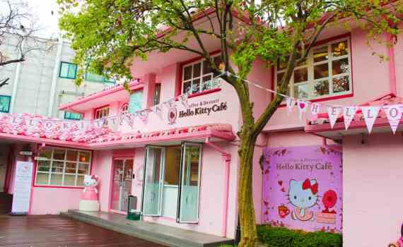 hello kitty cafe 8