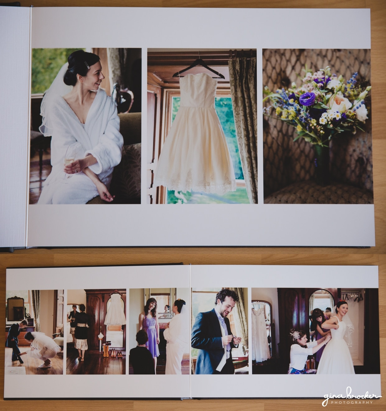 Fullsize Of Wedding Photo Book