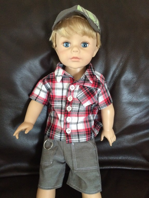 How I Created An American Boy Doll For My Son Gina