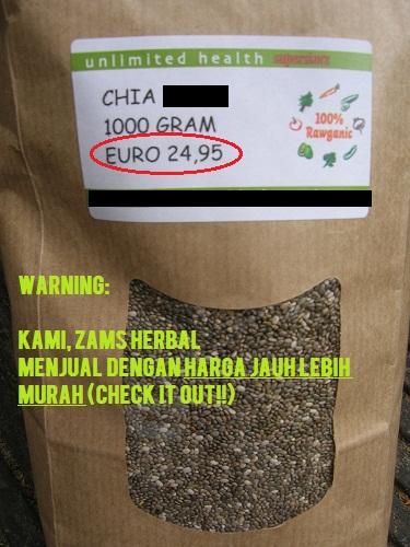 Jual Chia Seed