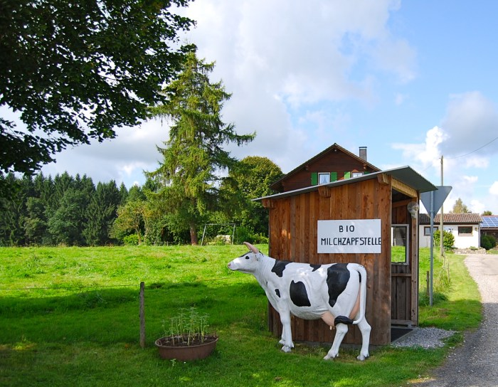 Allgäu Milkstation