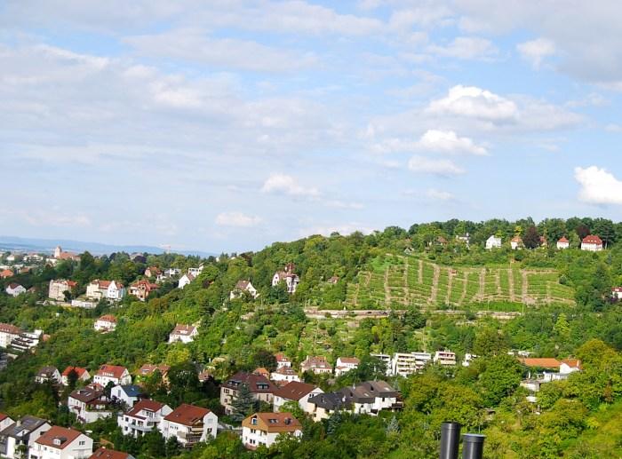 Stuttgart Neue Weinsteige