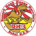 Dubai Hash House Harriers Logo