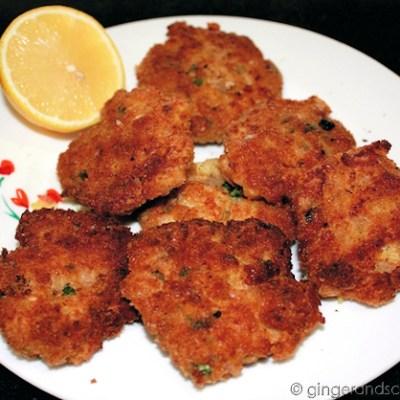 Emirati Recipe: Fish Cakes (Sa-mak Koufta)