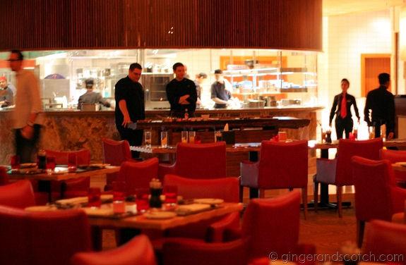 Seafire restaurant