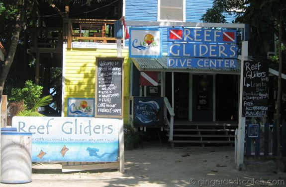 Reef Gliders Dive Shop