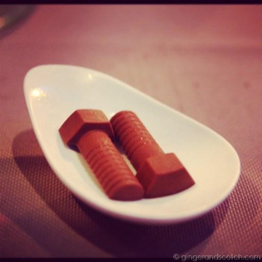 Chocolates at Indigo Pearl