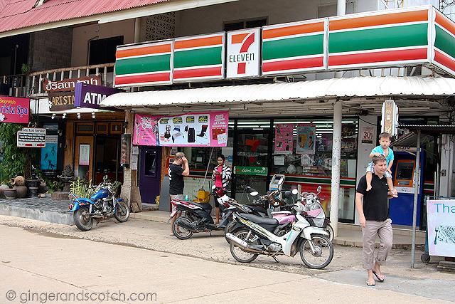 Kantiang Bay - 7-Eleven