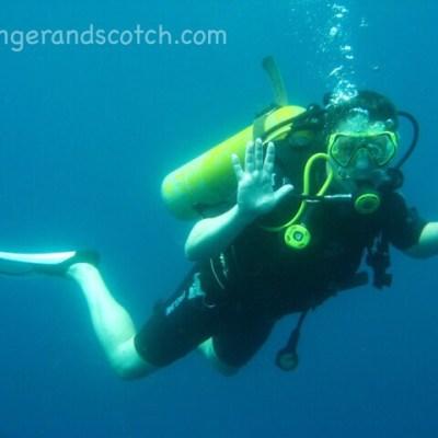 Sri Lanka 2014 – Day 4 (Scuba Diving by Hikkaduwa)