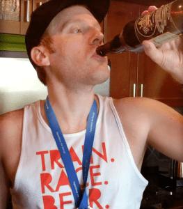 BMO Vancouver Marathon Finish