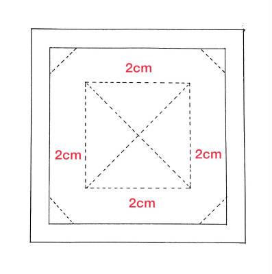 コースター型紙2