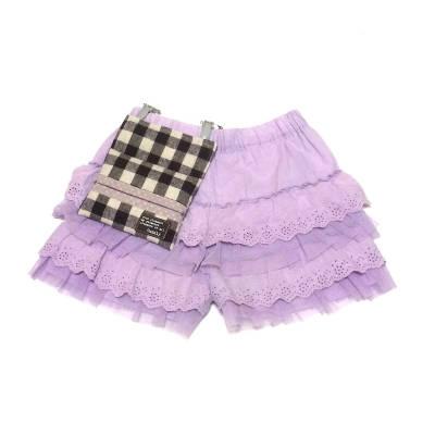 スカートと合わせた移動ポケット