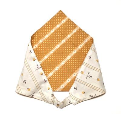 リバーシブル三角巾