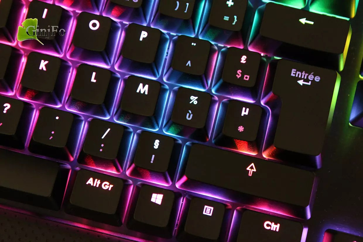 Comment Faire Son Pc Gamer Test Du Clavier Corsair Gaming K70 Rgb Page 4 Of 4 Ginjfo