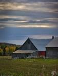 Une vieille ferme