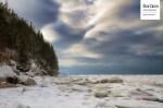 L'hiver sur le sentier du littoral II