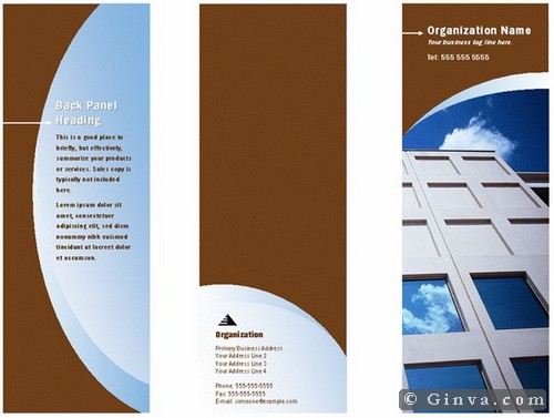 Free Flyer Templates 350 Sample Flyers Examples Simple Brochure