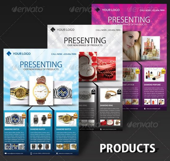 20+ Professional Flyer Design Templates for Multi-Purpose Business - advertising flyer template