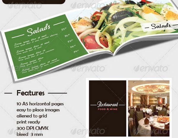 30+ Food Menus Templates for Café and Restaurants Ginva