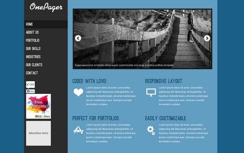 40+ Free Portfolio Templates Design (CSS/HTML) Ginva