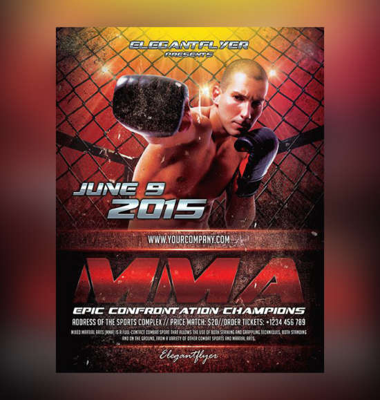 Download 25+ Free Sports Flyers Templates Ginva