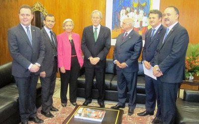 Bancada Gaúcha trata dos royalties do petróleo no STF