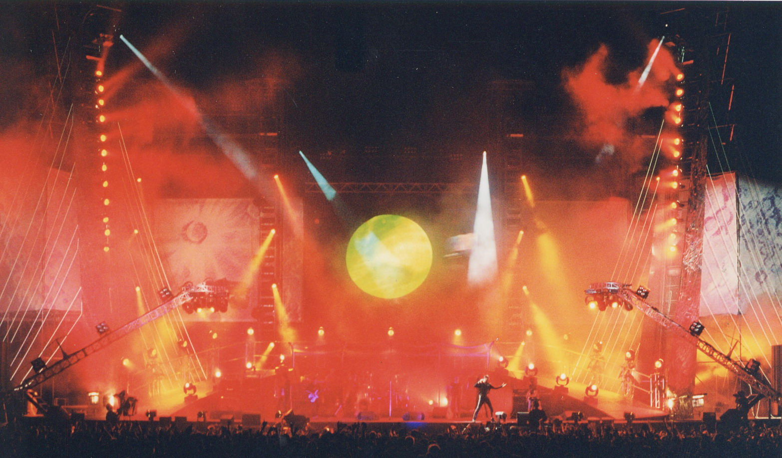 Rewind Vasco Rossi Vasco Rossi Rewind Tour 1999 Giovanni Pinna Lighting Designer