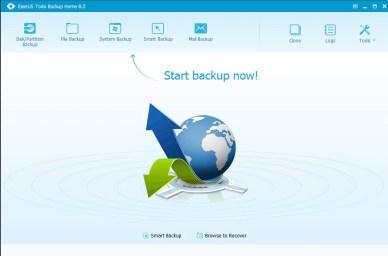 EaseUS Todo Backup Home: mettete al sicuro i vostri dati 1